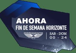 FIN DE SEMANA HORIZONTE